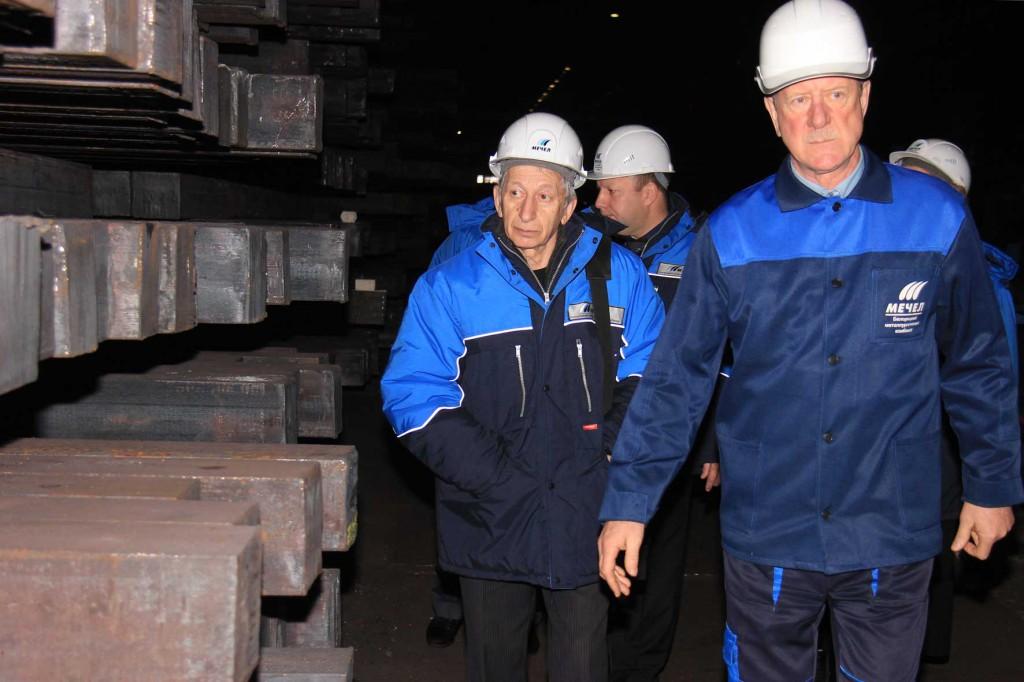 На БМК прошла встреча с руководителями электродных предприятий - Энерго-24! Новости энергетики