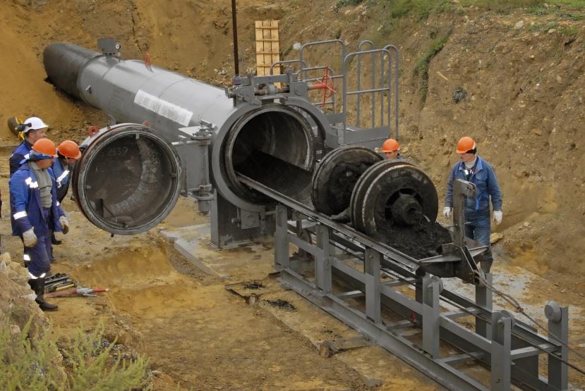 Диагностика и ремонт трубопроводов